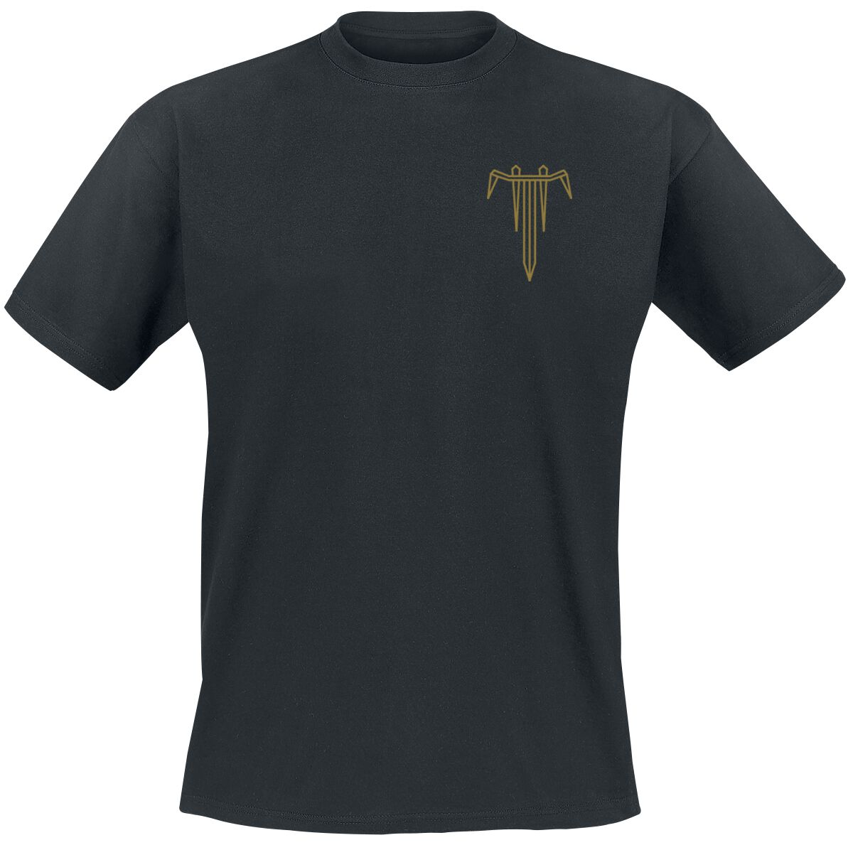 Zespoły - Koszulki - T-Shirt Trivium Sever The Hand T-Shirt czarny - 369580