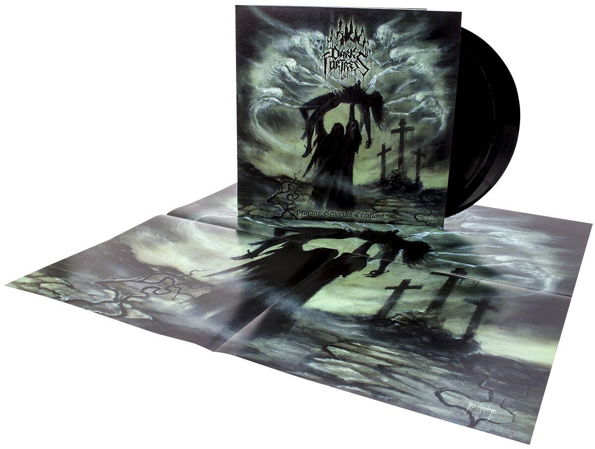 Image of   Dark Fortress Profane genocidal creations 2-LP standard