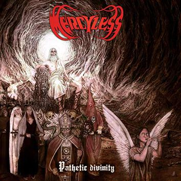 Image of   Mercyless Pathetic divinity CD standard