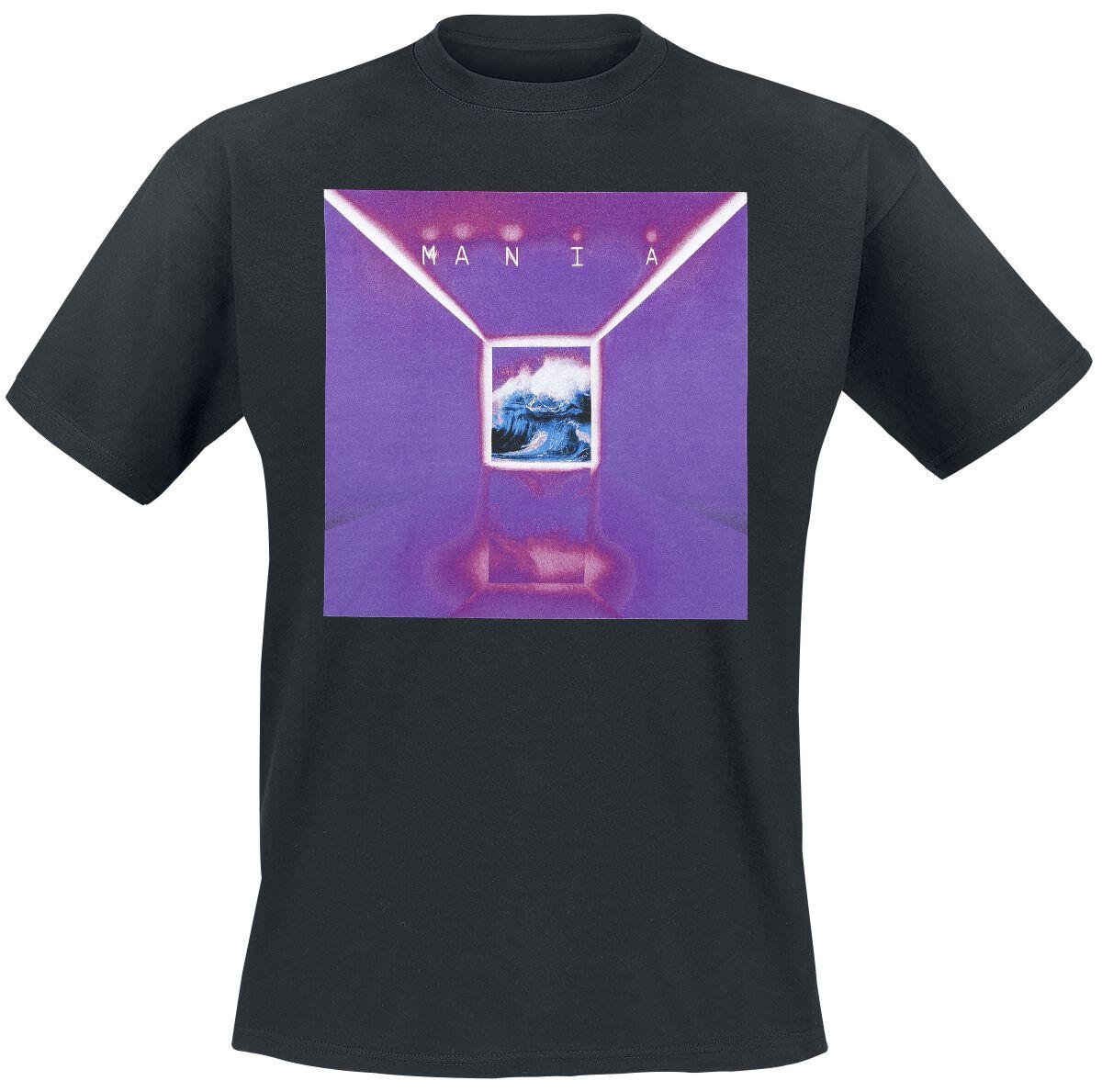 Zespoły - Koszulki - T-Shirt Fall Out Boy Mania T-Shirt czarny - 369815
