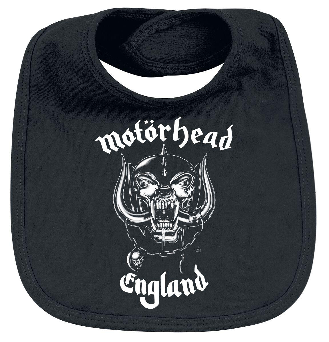 Image of   Motörhead England Hagesmæk sort