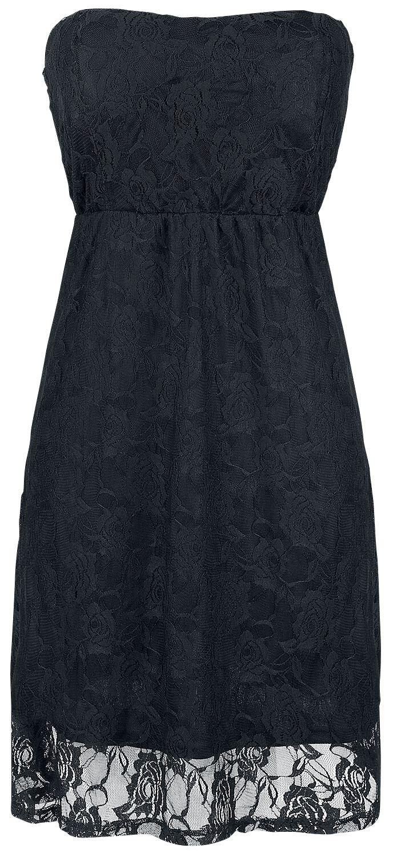 Forplay Spitzenkleid Sukienka czarny