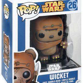 Figurine Pop! Star Wars Wicket
