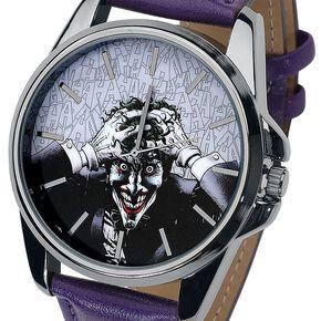 Le Joker Haha Montre bracelet lilas