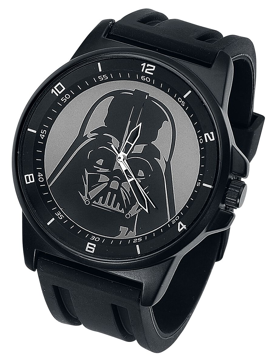 Image of   Star Wars Darth Vader Armbåndsur sort