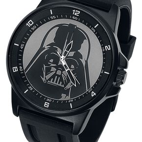 Star Wars Dark Vador Montre bracelet noir