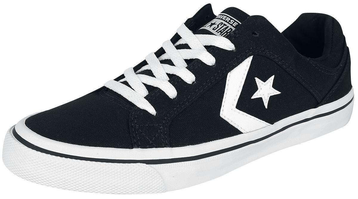 Image of   Converse Cons el Distrito - OX Sneakers sort-hvid