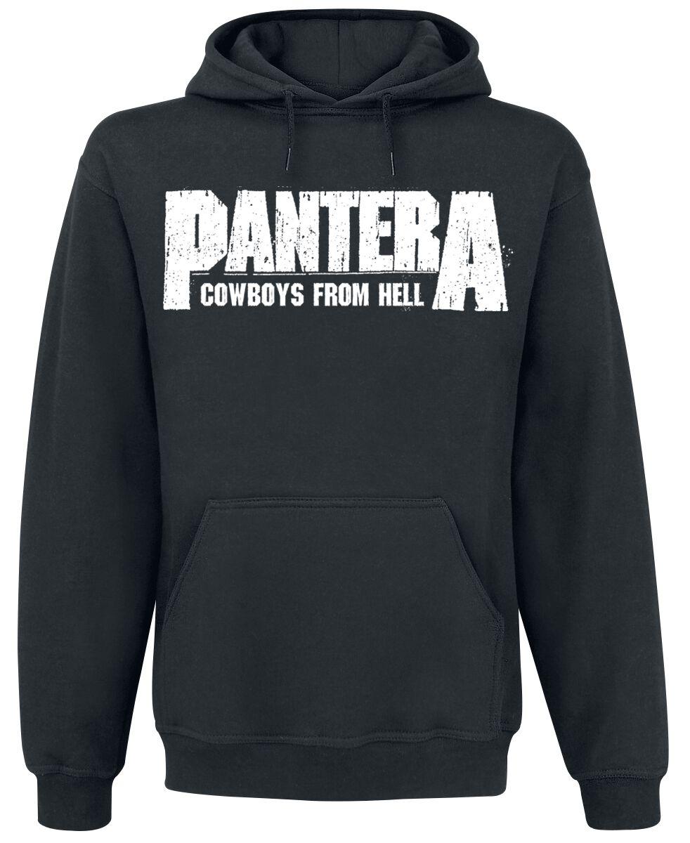 Zespoły - Bluzy z kapturem - Bluza z kapturem Pantera High noon your doom Bluza z kapturem czarny - 370085