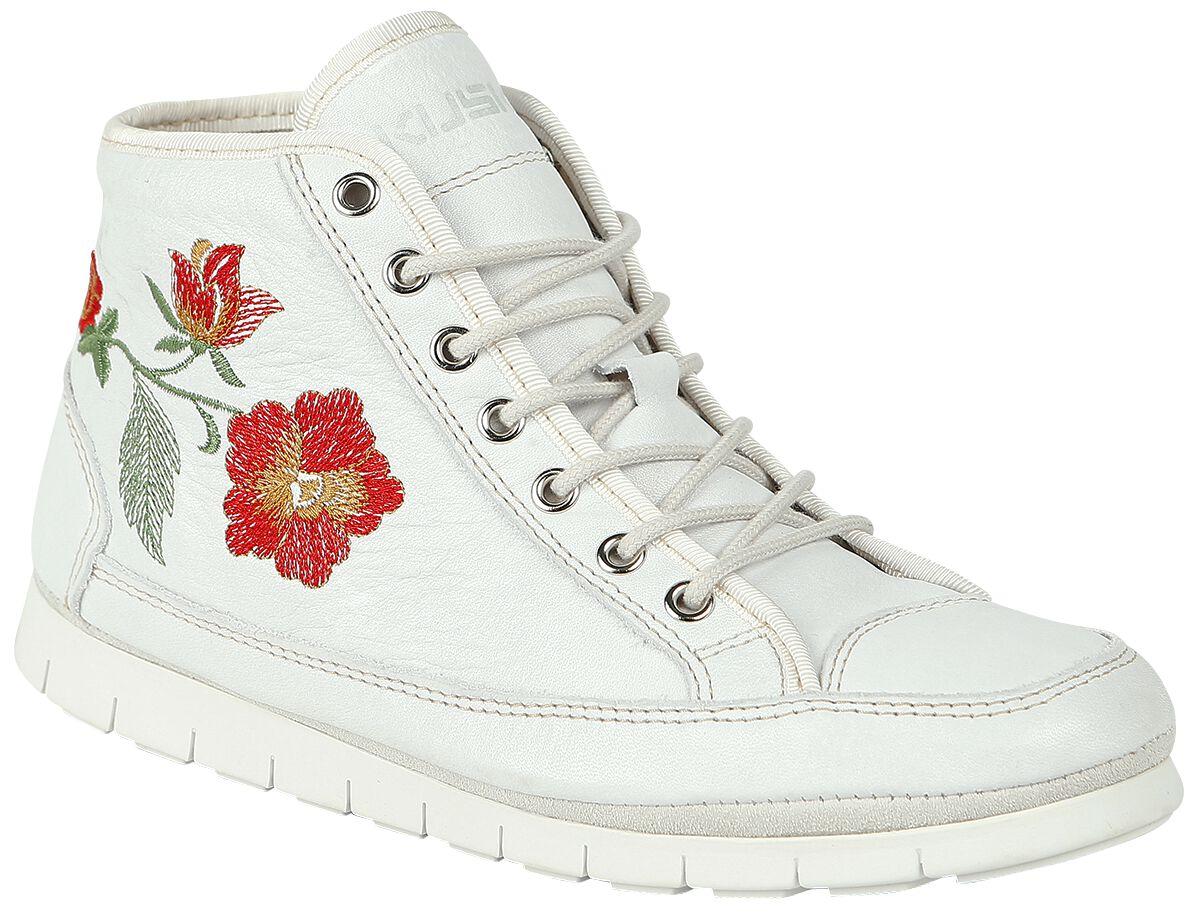 Marki - Buty - Buty sportowe Curious Rose Sneaker Buty sportowe biały - 370097