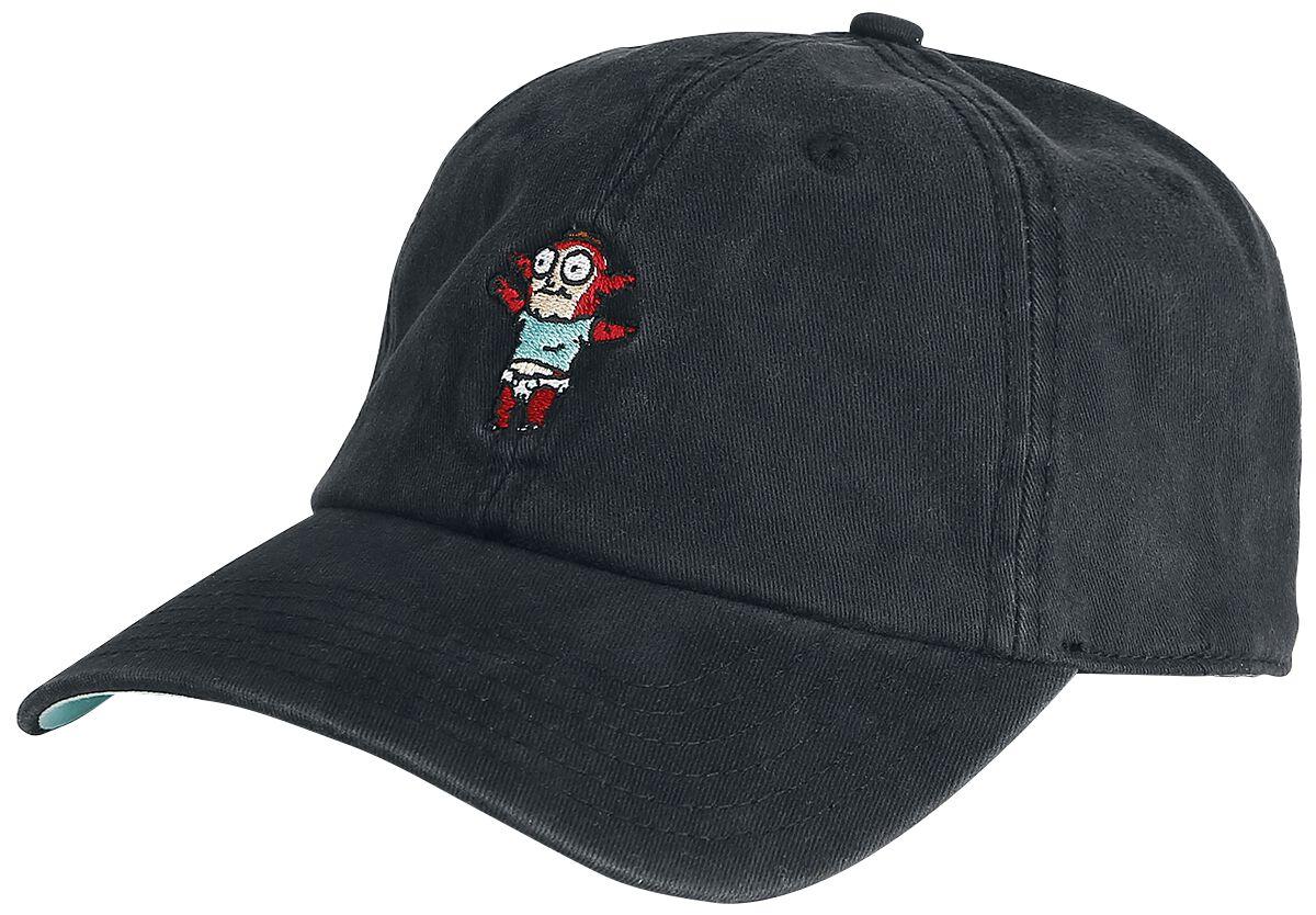 Image of   Rick And Morty Morty Jr. Baseball Cap sort