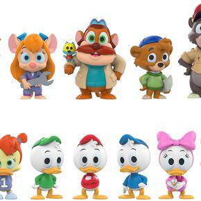 Walt Disney Disney Afternoons - Mystery Mini Figurine de collection Standard