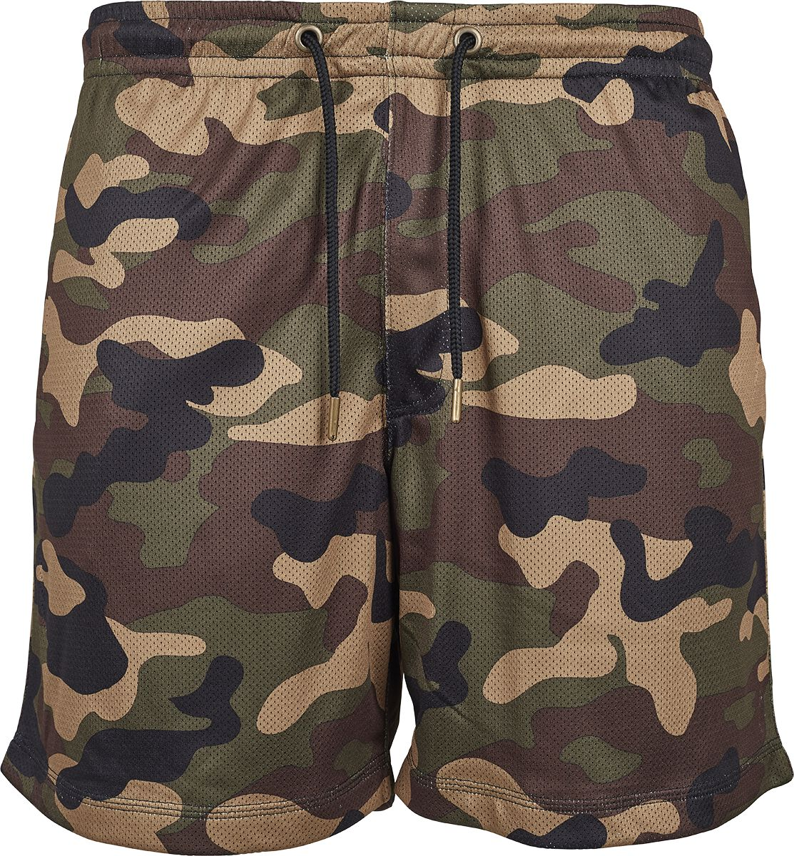 5454a17e5bf9 Urban Classics Basic Terry Shorts Shorts mørk camo