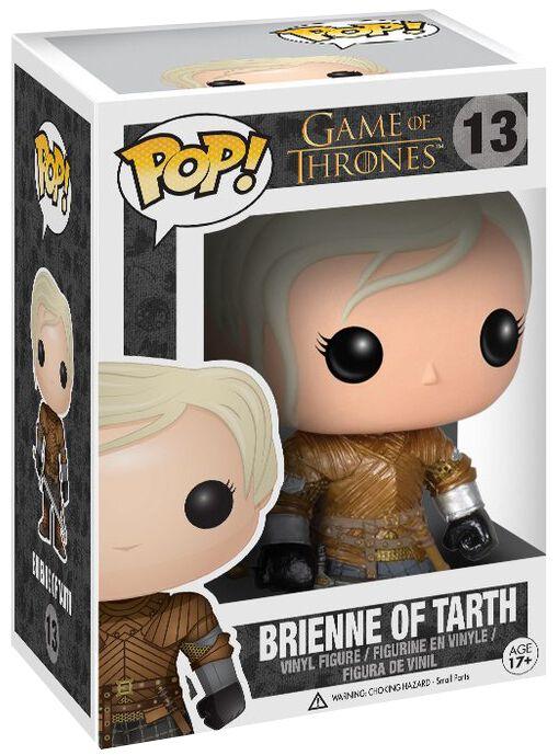 Image of   Game Of Thrones Brienne of Tarth Vinyl Figure 13 Samlefigur Standard