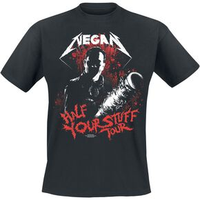 The Walking Dead Negan - Half Your Stuff Tour T-shirt noir