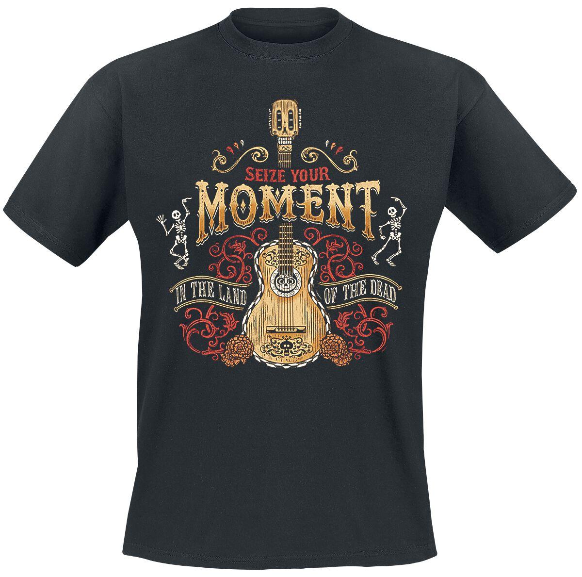 Merch dla Fanów - Koszulki - T-Shirt Coco Moment T-Shirt czarny - 370288