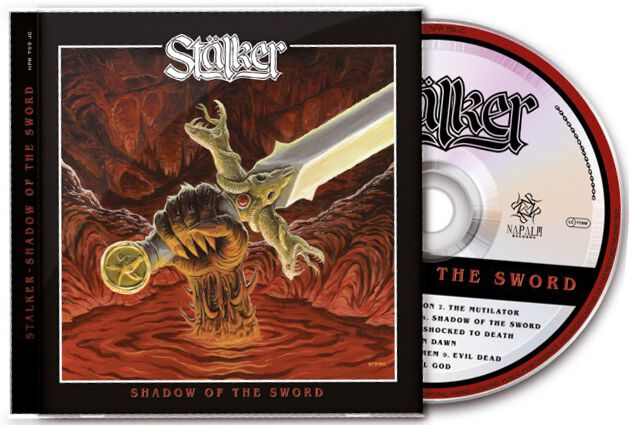 Stälker Shadow of the sword CD Standard