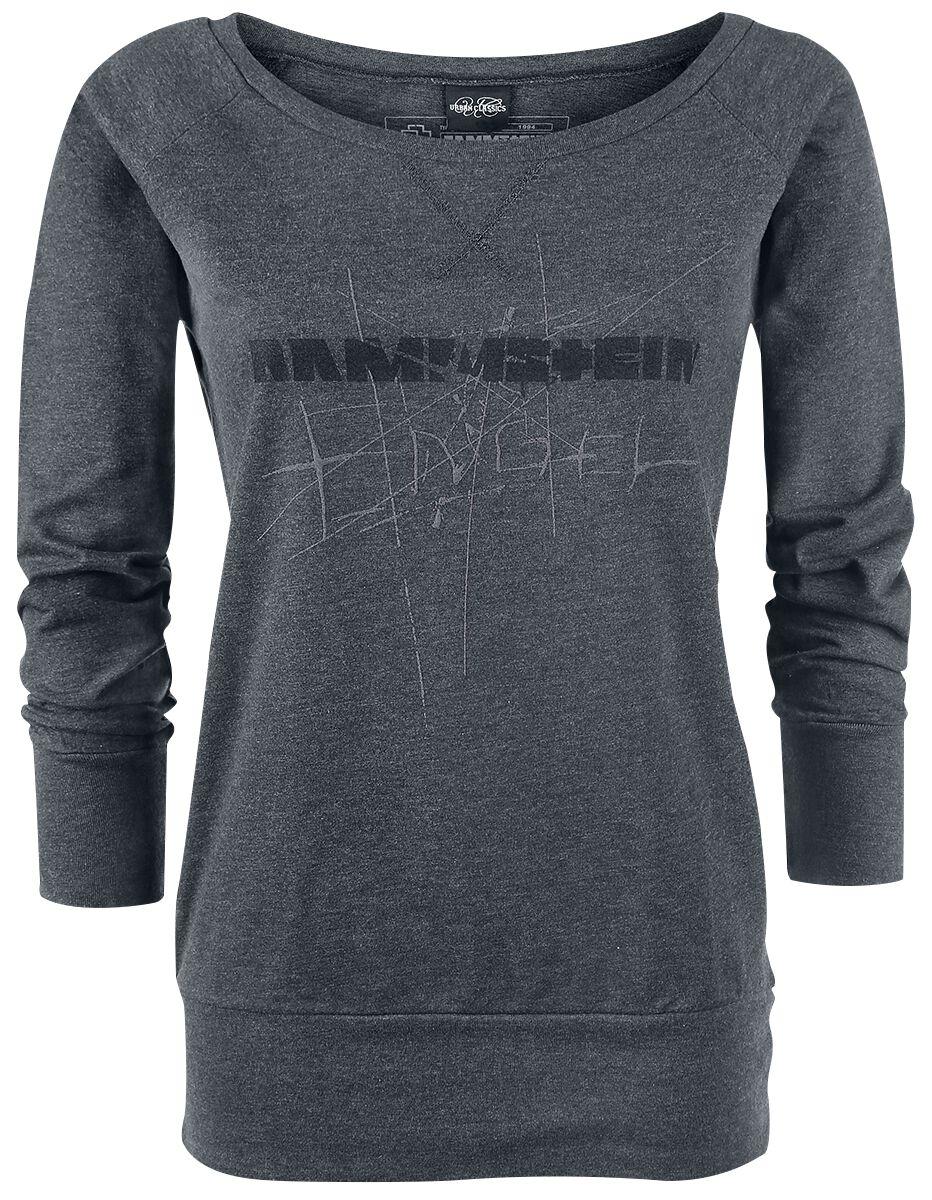 Image of   Rammstein Engel Girlie sweatshirt blandet koks