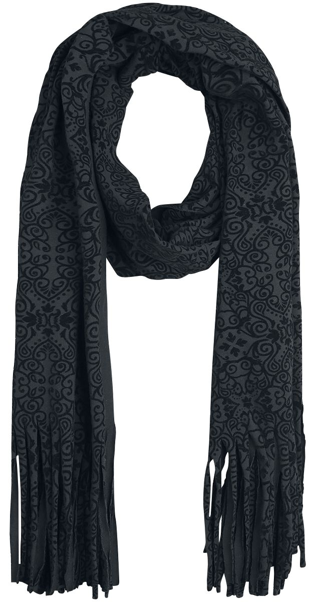 Schals für Frauen - Black Premium by EMP Take Your Scarf Schal schwarz  - Onlineshop EMP