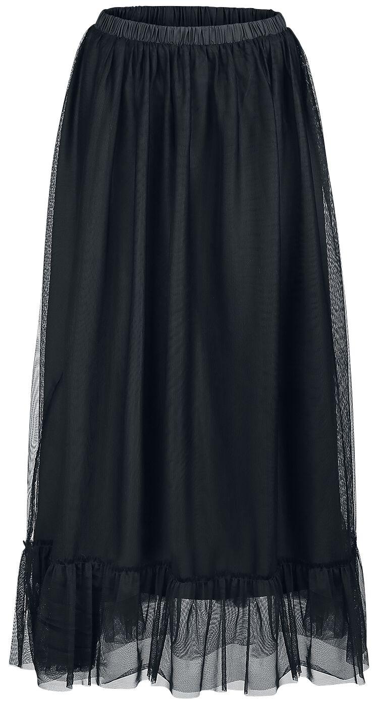 Fashion Victim Tüllrock Spódnica czarny