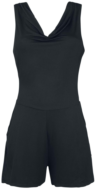 Image of   Fashion Victim Spitzen Jumpsuit Jumpsuit sort