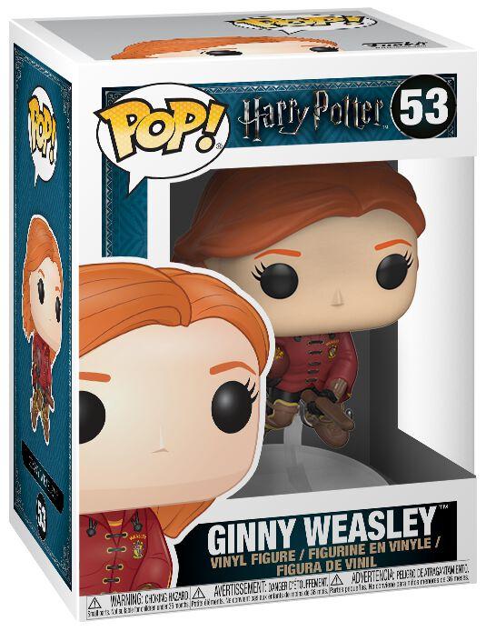 Image of   Harry Potter Ginny Weasley Vinyl Figure 53 Samlefigur Standard