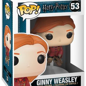 Figurine Pop! Ginny sur Balai - Harry Potter
