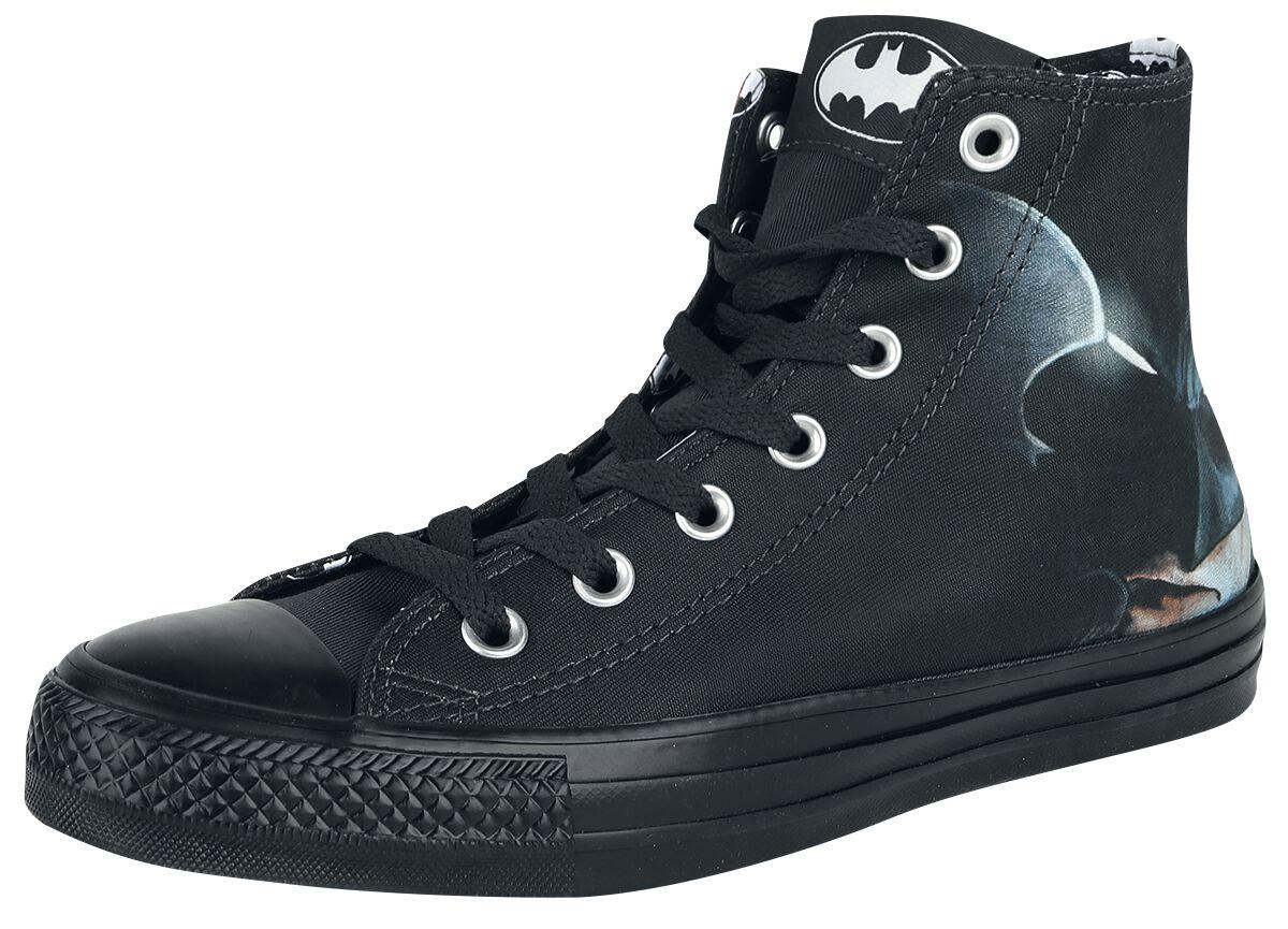 Image of   Converse DC Rebirth - Batman Sneakers sort