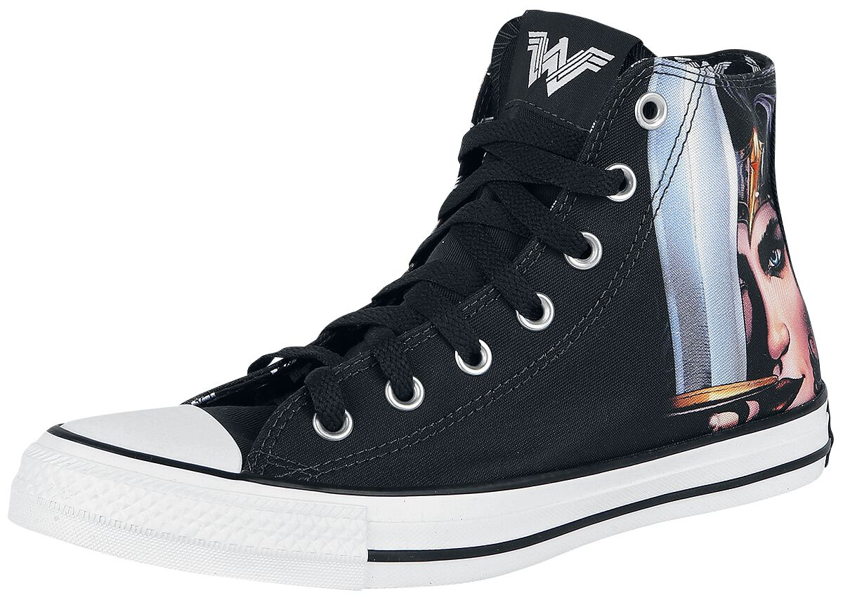 Image of   Converse DC Rebirth - Wonder Woman Sneakers sort