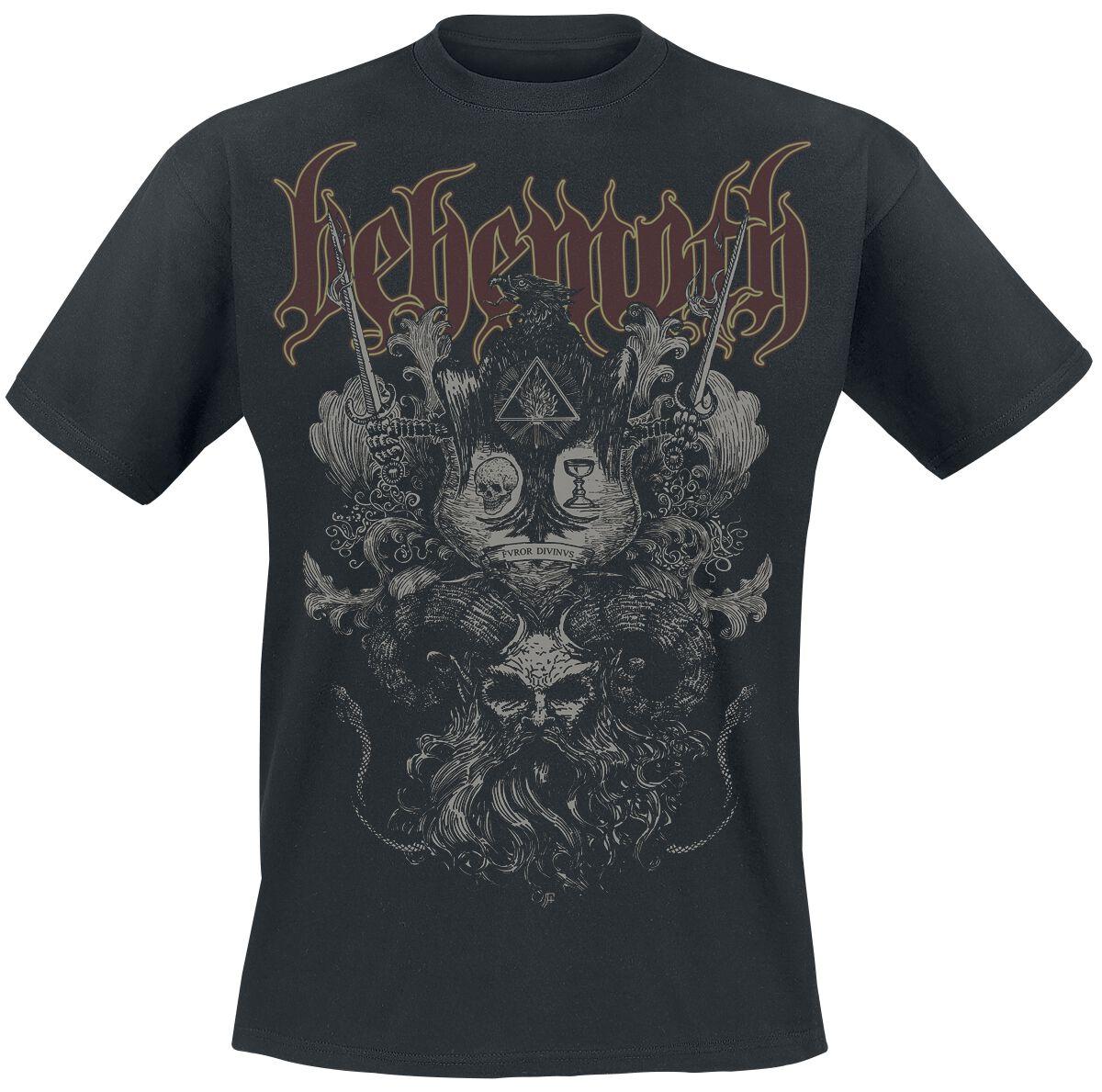 Zespoły - Koszulki - T-Shirt Behemoth Herald T-Shirt czarny - 370735