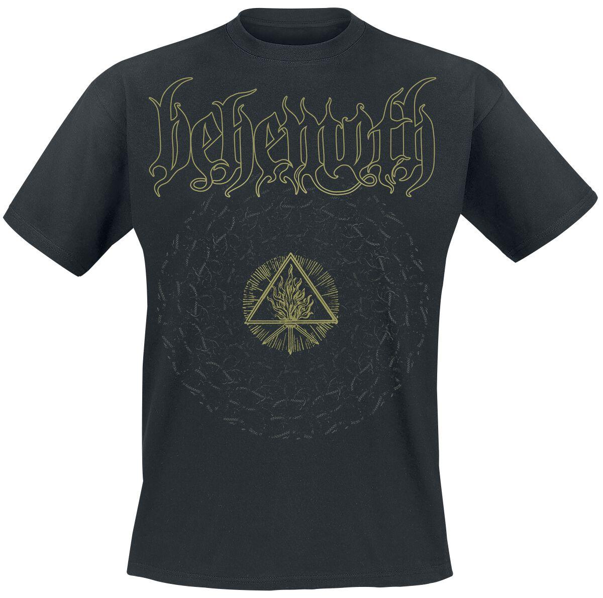 Zespoły - Koszulki - T-Shirt Behemoth Pit Ov Snakes T-Shirt czarny - 370736