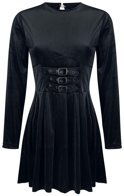 Image of   Innocent Gothic Wednesday kjole Kjole sort
