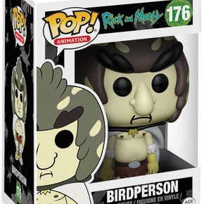 Figurine Pop! Condorman Rick et Morty
