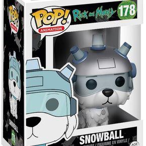 Figurine Pop! Croquette Rick et Morty