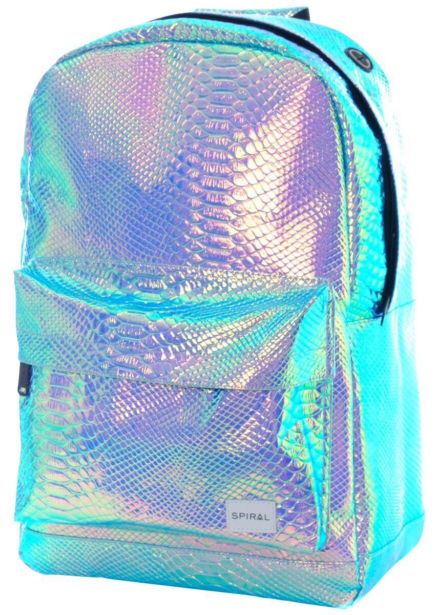 Marki - Torby i Plecaki - Plecak Spiral UK Sapphire Holographic Plecak wielokolorowy - 370935