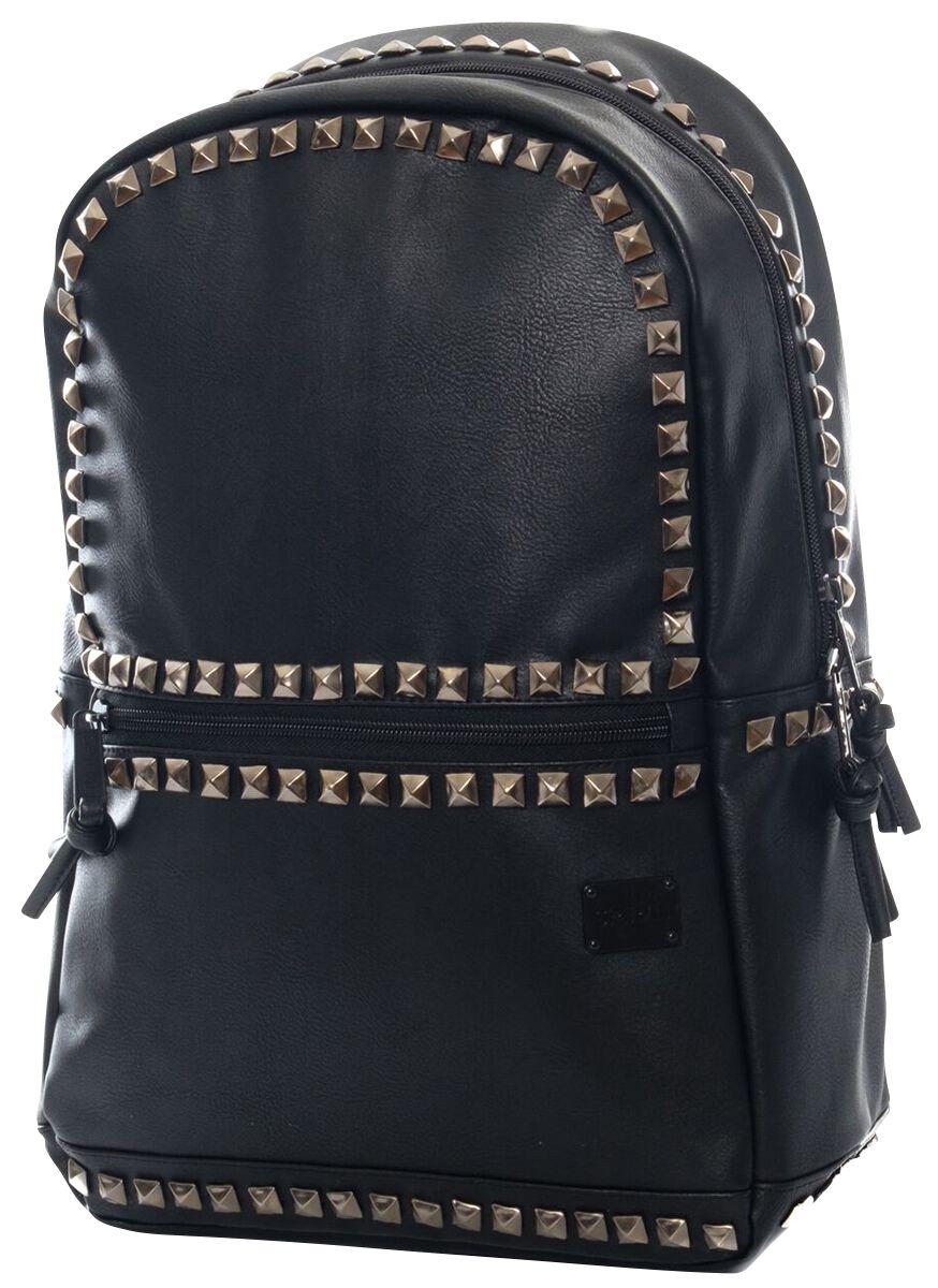 Marki - Torby i Plecaki - Plecak Spiral UK Luxe Plecak czarny - 370942