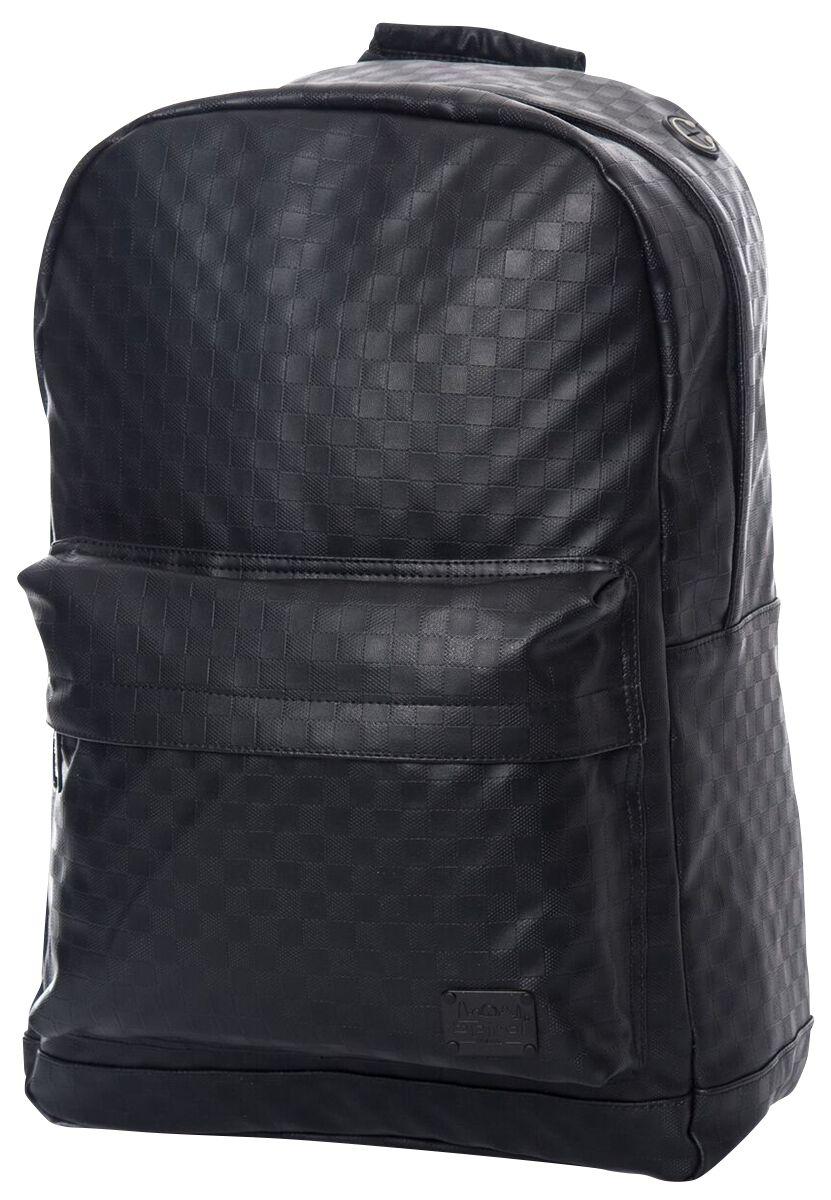 Marki - Torby i Plecaki - Plecak Spiral UK Blackout Chequerboard Plecak czarny - 370945