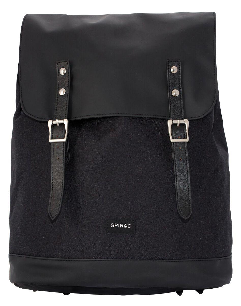 Marki - Torby i Plecaki - Plecak Spiral UK Blackout Plecak czarny - 370951