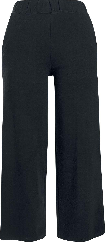 Hosen für Frauen - Urban Classics Ladies Culotte Girl Hose schwarz  - Onlineshop EMP