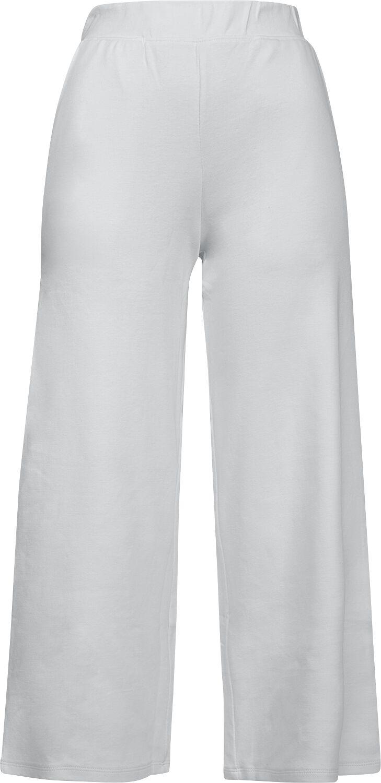 Hosen für Frauen - Urban Classics Ladies Culotte Girl Hose weiß  - Onlineshop EMP