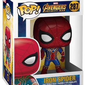 Figurine Pop! Iron Spider - Marvel Avengers Infinity War