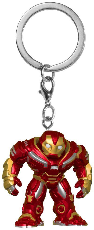 Merch dla Fanów - Breloczki do kluczy - Breloczek do kluczy Avengers Infinity War - Hulkbuster Breloczek do kluczy standard - 371016