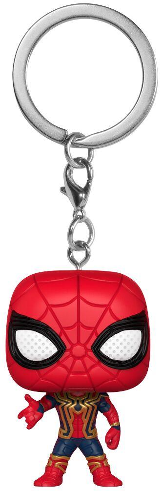 Merch dla Fanów - Breloczki do kluczy - Breloczek do kluczy Avengers Infinity War - Iron Spider Breloczek do kluczy standard - 371018