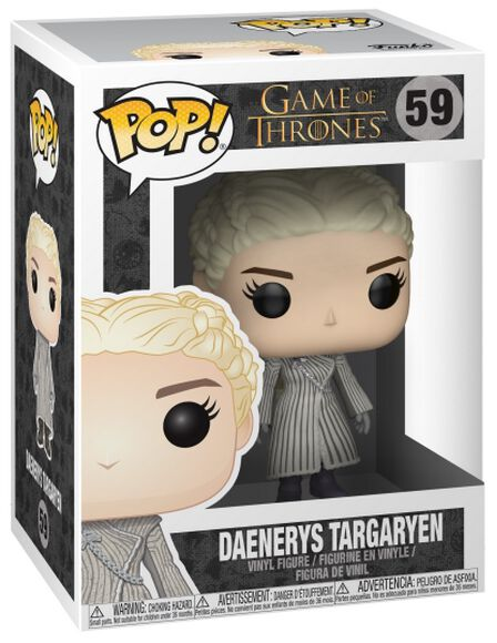 Image of   Game Of Thrones Daenerys Targaryen Vinyl Figure 59 Samlefigur Standard