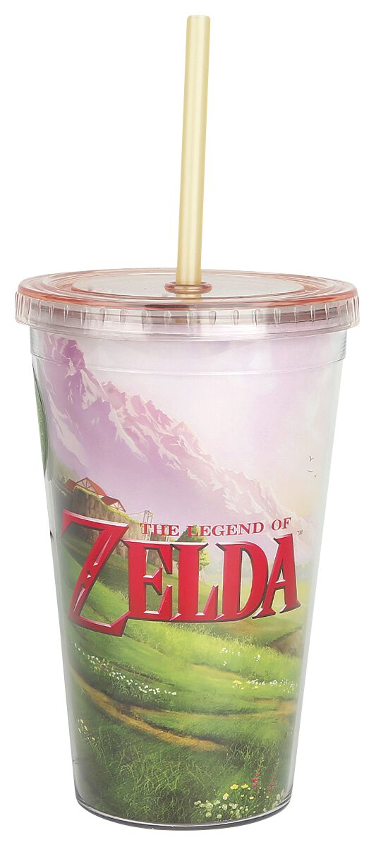 Image of   The Legend Of Zelda Link und Epona Kop multifarvet