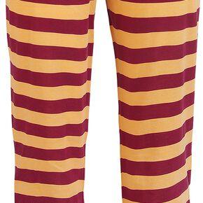 Harry Potter Rayures De Gryffondor Bas de pyjama jaune/rouge