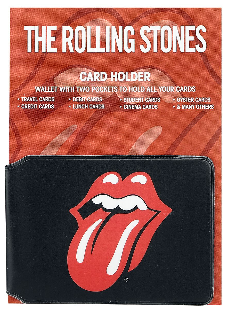 Image of   The Rolling Stones It's Only Rock N Roll Kortholder Standard