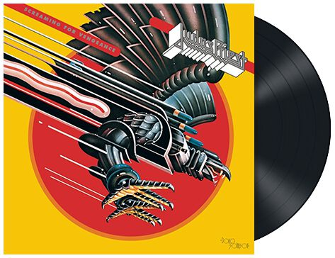 Image of   Judas Priest Screaming For Vengeance LP standard