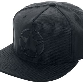 Call Of Duty WWII - Star Casquette Snapback noir