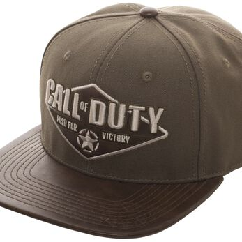 Call Of Duty WWII - Logo Casquette Snapback noir