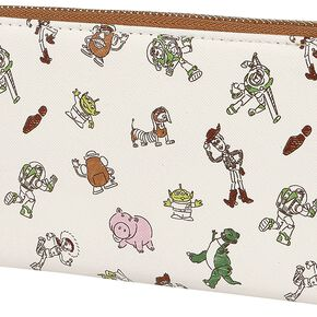 Toy Story Loungefly - Characters Portefeuille multicolore